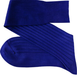 Viccel Egyptian Blue Over the calf socks Over the knee cotton socks buy socks