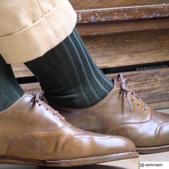 Viccel Socks - Forest Green Cotton Socks the photo taken by our client if you are asking where to buy quality mens dress socks as sized at reasonable prices