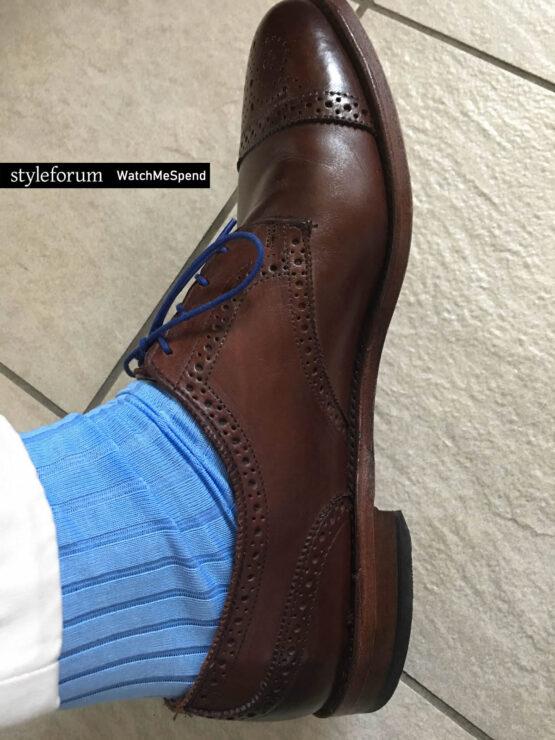 SkyBlue Cotton Luxury Socks buy socks