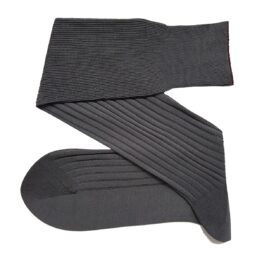 viccel gray cotton socks