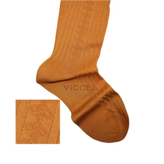 Viccel Socks Textured golden Socks