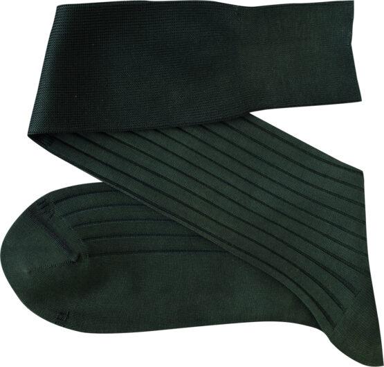 Viccel Cotton Clementson Green socks