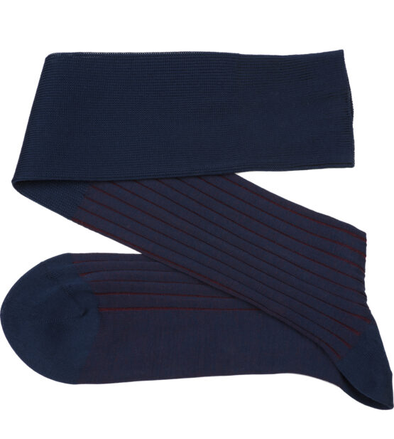 viccel shadow socks dark navy burgundy