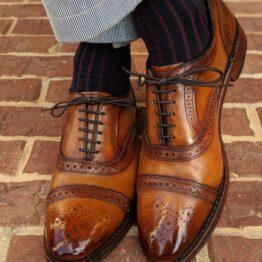 viccel navy blue burgundy shadow vanise cotton socks luxury socks shadow socks over the calf