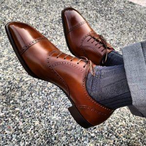 viccel socks daimond over the calf cotton luxury socks