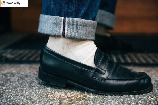 Viccel undyed Over the calf socks Over the knee cotton socks buy socks luxury socks