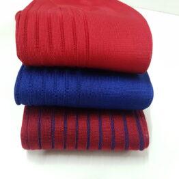 red socks cotton socks gift for him luxury italian socks