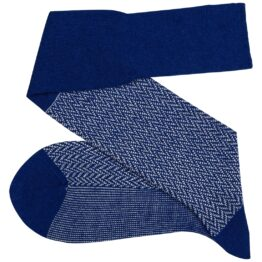 Viccel Socks herringbone wool socks winter socks luxury socks over the calf socks silk socks