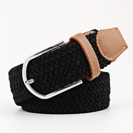 elastic mens belt
