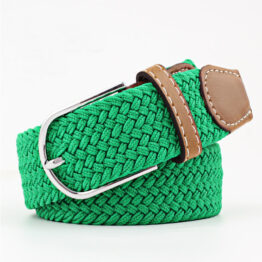 elastic mens belt no hole need Pistacio
