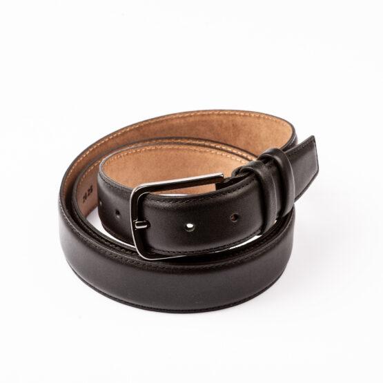 Black Leather Belts Luxury