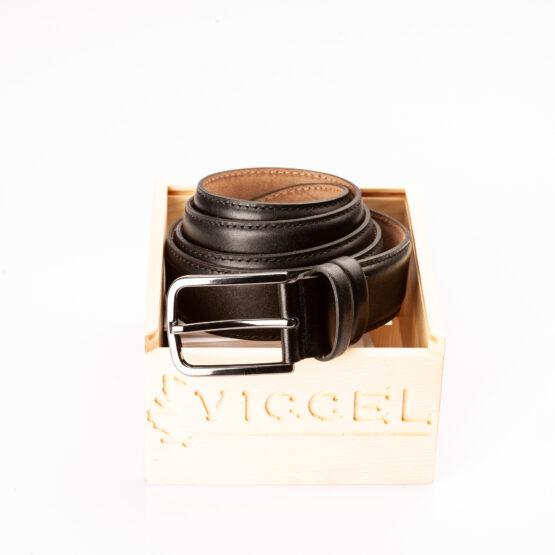 Black Dress leather Belts2