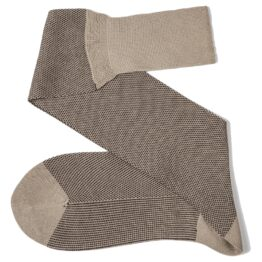 birdeye over the calf cotton luxury socks Viccel socks