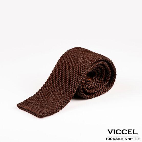 viccel silk tie knit tie gift for him dress tie luxury tie
