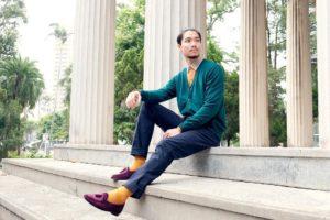 Viccel socks canary yellow gift socks luxury socks