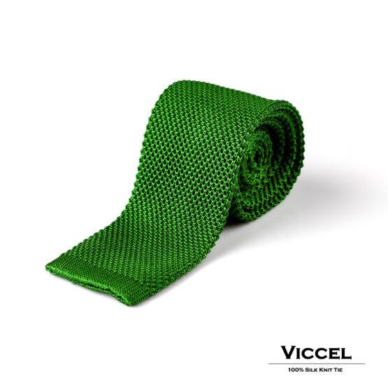 Viccel Knit Silk Tie luxury gift