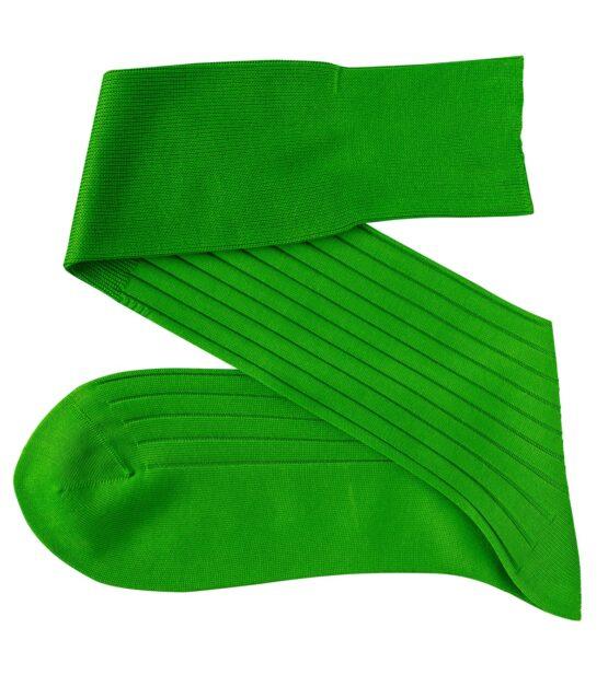Viccel Pistacio Green Blue Over the calf socks Over the knee cotton luxury socks buy socks