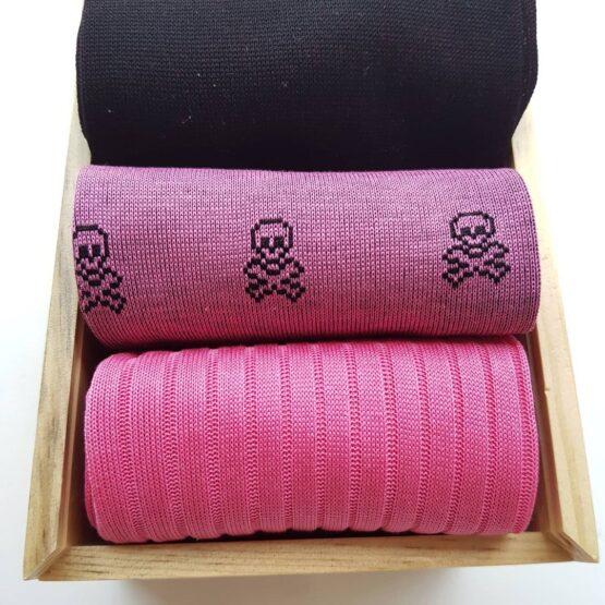viccel pink black series