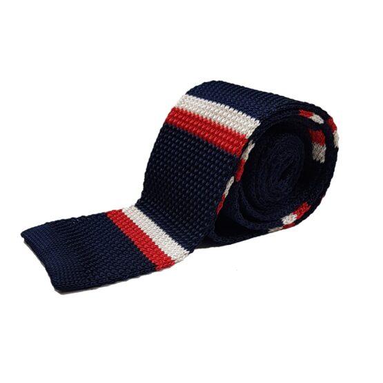 viccel silk knit tie