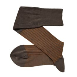 Marmatto Mustard cotton socks