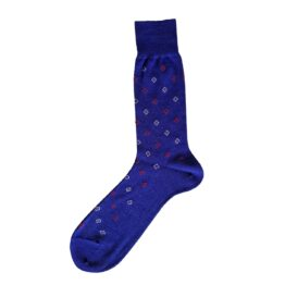 viccel blue merino wool socks