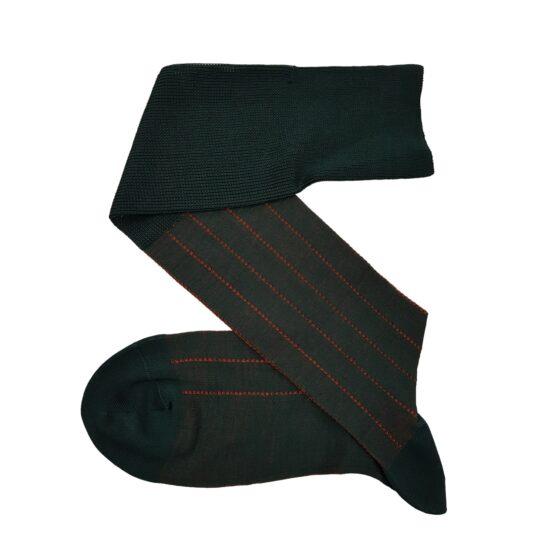 viccel Green dress cotton socks