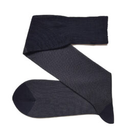 viccel charcoal gray striped