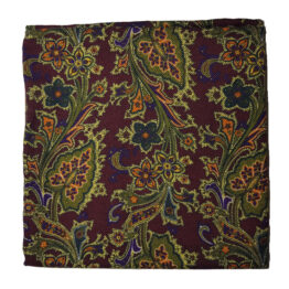 Viccel Wool Pocket square